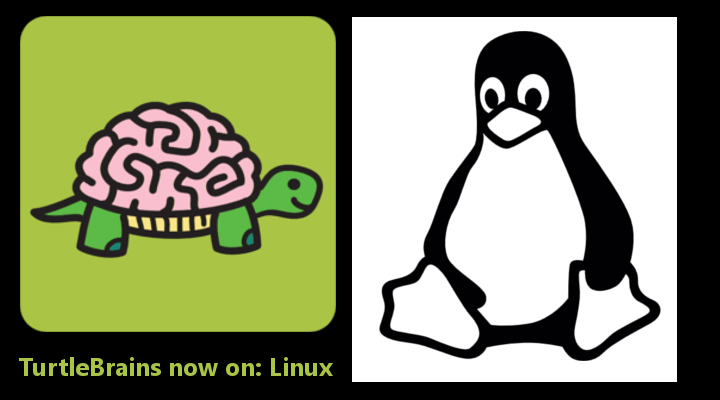 turtlebrains_on_linux